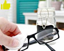 Как правильно ухаживать за очками. Чистка очков