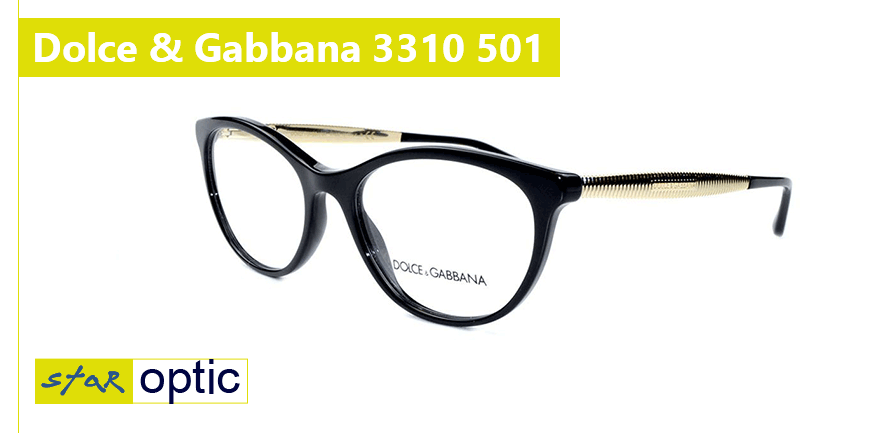 Новая оправа для очков Dolce Gabbana 3310 501