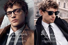 мужские очки burberry