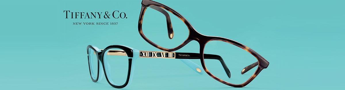 Очки и оправы Tiffany