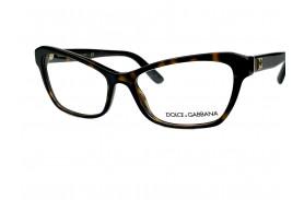 Очки для зрения  формы трапеция формы трапеция Dolce & Gabbana 3328 502