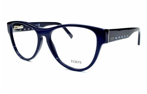 Оправа для очков авиаторы (каплевидные) авиаторы (каплевидные) Tod`s 5180 090