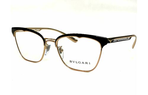 Очки формы трапеция формы трапеция Bvlgari 2218 2033