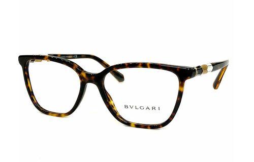 Очки гавана (черепаховые) гавана (черепаховые) Bvlgari 4184B 504
