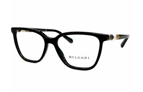 Оправа для очков формы трапеция формы трапеция Bvlgari 4184B 501