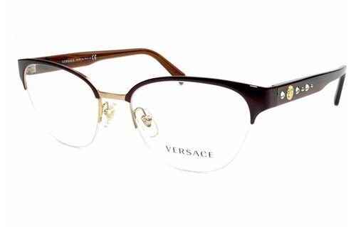 Оправа для очков овальные овальные Versace 1255 1435