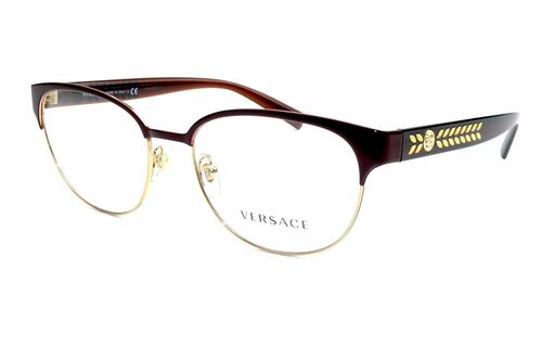 Очки овальные овальные Versace 1256 1435