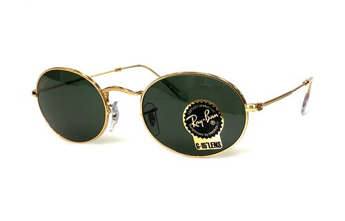 Ray Ban 3547 9196/51 Oval