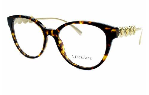Оправа для очков овальные овальные Versace 3278 108