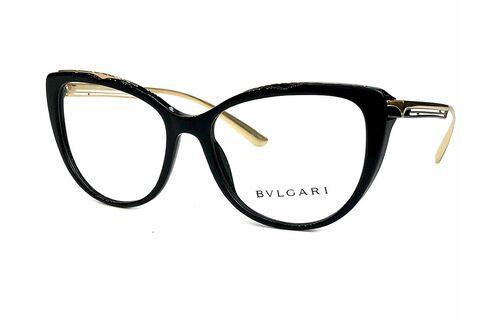 Оправа для очков черные черные Bvlgari 4181 501