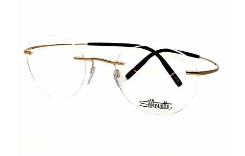 Тонкие очки Silhouette 5541 7520 EP