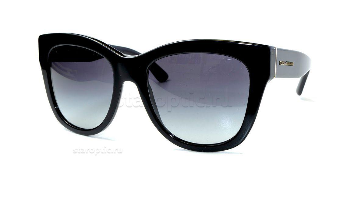 a3afd096e1d Солнцезащитные очки Dolce Gabbana 4270 501 - купить в StarOptic.ru
