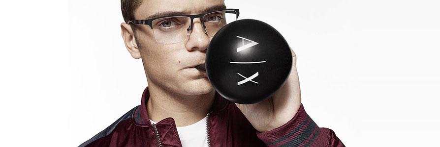 Armani Exchange очки для зрения, оправы Армани Эксчендж