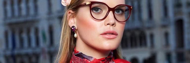 Dolce & Gabbana для зрения