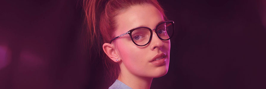 Swarovski очки для зрения, оправы