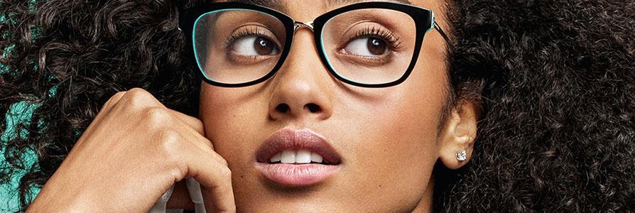 Tiffany & Co очки для зрения, оправы Тифани