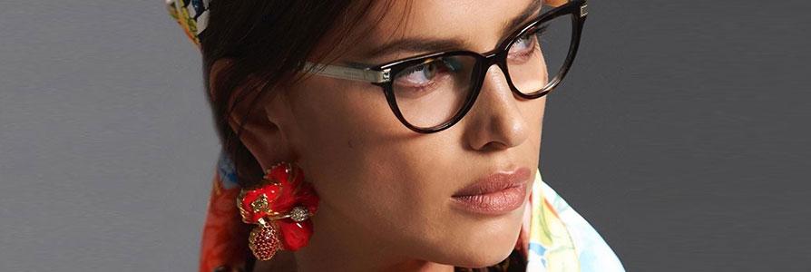Versace очки для зрения, оправы Версаче
