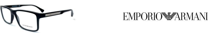 Оправы Emporio Armani, очки для зрения Эмпорио Армани