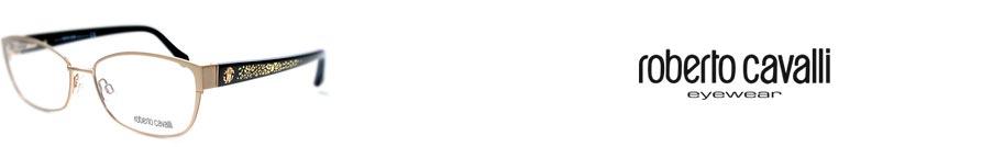 Оправы Roberto Cavalli, очки для зрения Роберто Кавалли