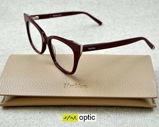 Оригинальные очки Max Mara с чехлом