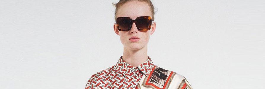 Burberry очки солнцезащитные