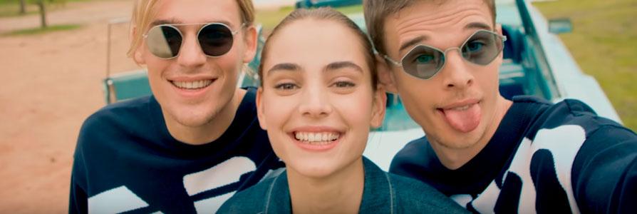 Emporio Armani очки солнцезащитные
