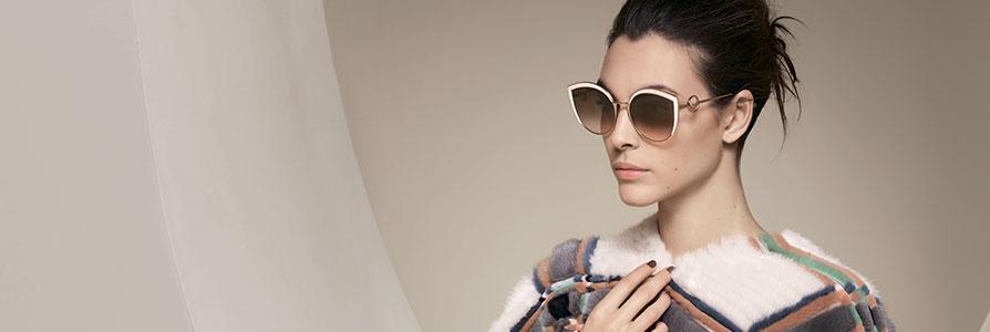 Fendi (Фенди) очки солнцезащитные
