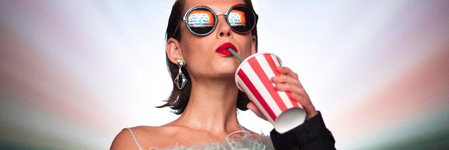 Prada (Прада) очки солнцезащитные