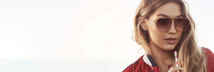 Tommy Hilfiger (Томми Хилфигер) очки солнцезащитные