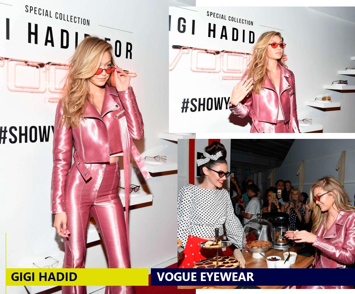 Vogue Eyewear | Gigi Hadid